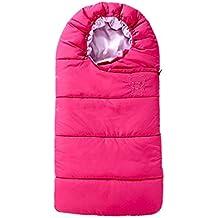 BESBOMIG Bebé de Invierno Saco de Dormir para Niños - Saco Carro Universal para Sillas de