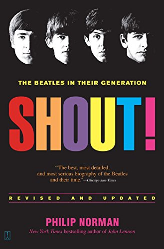 shout-the-beatles-in-their-generation-english-edition