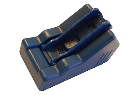 vhbw Chip Resetter für Drucker, Tintenpatronen wie Canon CLI-521, CLI-521C, CLI-521M, CLI-521Y, PGI-520, PGI-520BK -