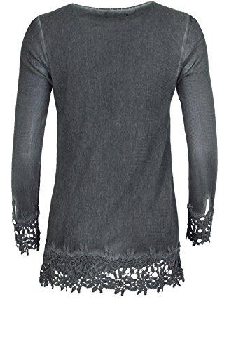 Cream clothing - Chemisier - Femme Noir - Anthracite