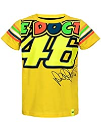 Valentino Rossi VR46 Kids 46 The Doctor T-Shirt 2018 a3323dadf51