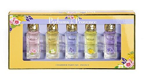 Charrier Parfums Provence-Estuche 5agua baño