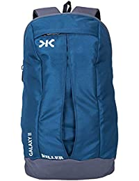 Killer Galaxy Navy Small Outdoor Mini Backpack 12L Daypack