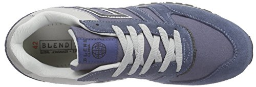 Blend 20700503, Baskets Basses homme Bleu - Blau (70260 Ensign blue)