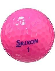 Srixon Soft Feel - Bola para mujer, color rosa