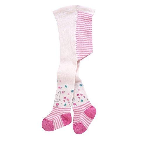 CHICCO 41733 - Collant bimba con fantasia rosa 12/15 mesi