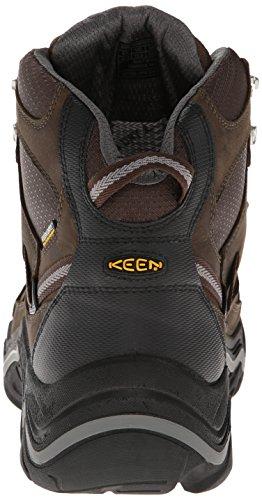 Keen Durand Mid WP Botte De Marche - SS15 Cascade Brown Gargoyle