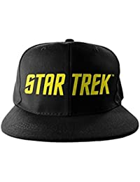 Pelicula - Star Trek - Logo - Gora - Visera - Bordado - Diseño Original con 37a64f5bcf6