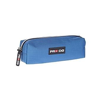 Pro-Dg Estuche portatodo Cuadrado, Color Azul, 22 cm (Karactermanía 56772)