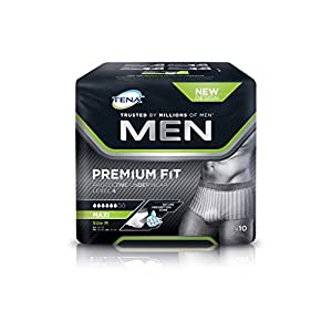 TENA TENA MEN Level 4 Premium Fit Prot.Underwear M – 4X12 St 12575094