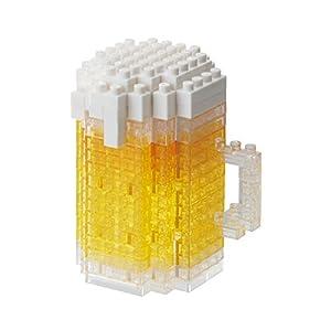 Nanoblock NBC245 Beer Juguete, Multicolor (Kawada