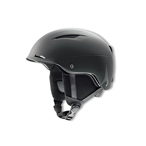 Atomic casco da sci all-mountain, da uomo/donna, savor, taglia m, circonferenza della testa 56-59 cm, nero, an5005340m
