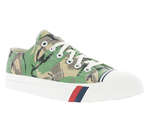 PRO-Keds Reale LO Camo Uomini Sneaker multi PK54979, Herren - Schuhe - Turnschuhe & Sneaker / 15709:42.5