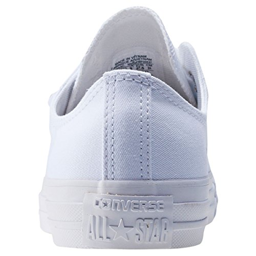 Converse All Star 3v Ox Uomo Sneaker Bianco White