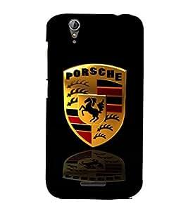 PRINTSHOPPII PORSCHE Back Case Cover for Acer Liquid Z630