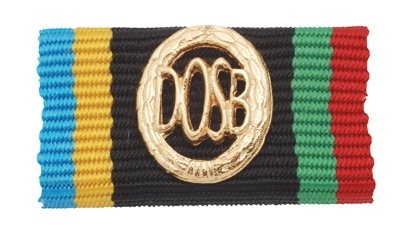 Bandschnalle DOSB-Sportabzeichen Gold von Weitere auf Outdoor Shop