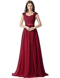 Suchergebnis auf f r rote abendkleider bekleidung - Rotes abendkleid lang ...