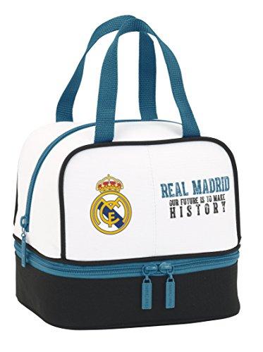 Safta – Real Madrid 17/18 Oficial Portameriendas