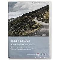 AUDI EUROPA DVD Navigation Plus Nav RNS-E Update 8P0060884CB - 2015