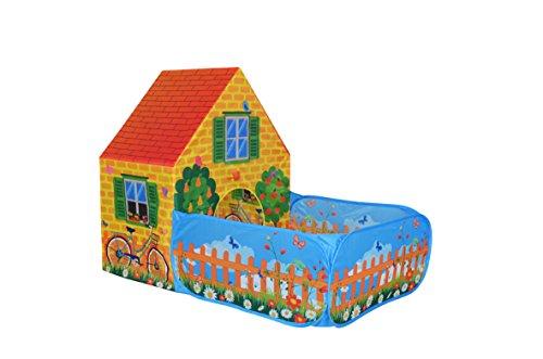 Knorrtoys 55424 - Spielhaus Garten, Hauszelt