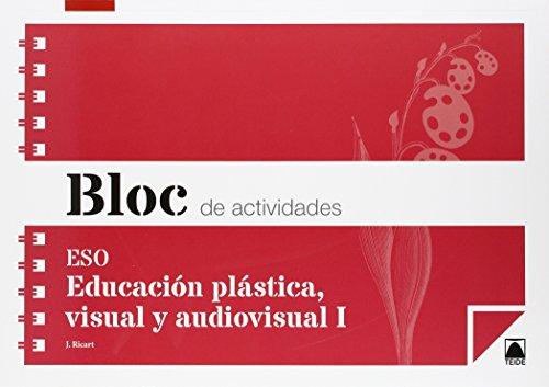 Bloc de actividades. Educación plástica, visual y audiovisual I ESO - 9788430790470