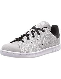 online store a2914 345e6 adidas Stan Smith J, Scarpe da Fitness Unisex – Bambini