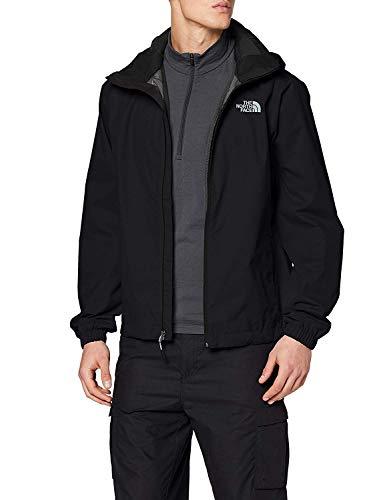 The North Face Herren Regenjacke Quest, tnf black, L, 0617932968089