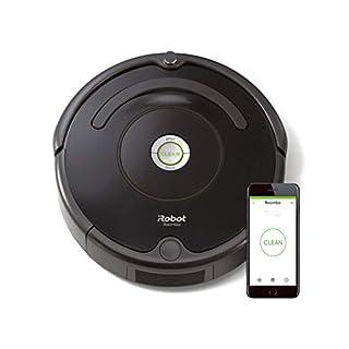 iRobot Roomba 671 Robot aspirapolvere con connessione WiFi, Adatto a tappeti e Pavimenti, Tecnologia Dirt Detect, Sistema 3 Fasi, Pulizia programmabile, Grazie alla App, Nero (B079QM5GL9) | Amazon price tracker / tracking, Amazon price history charts, Amazon price watches, Amazon price drop alerts