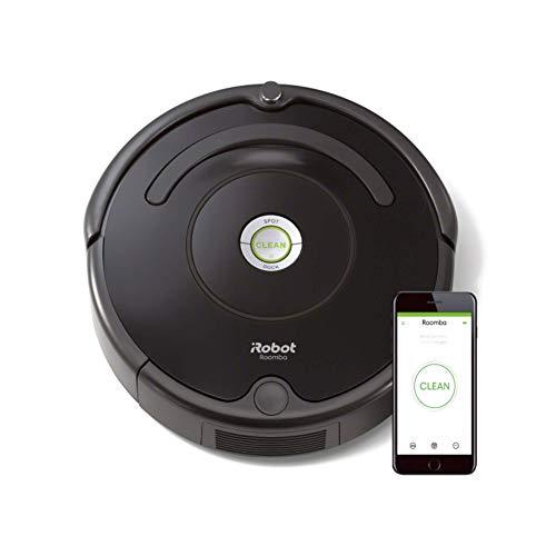 iRobot Roomba 671 Robot aspirapolvere con connessione WiFi,...