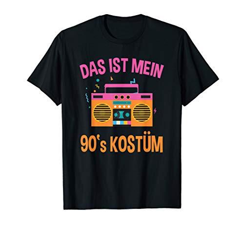 Das Ist Mein 90er Jahre Kostüm Shirt