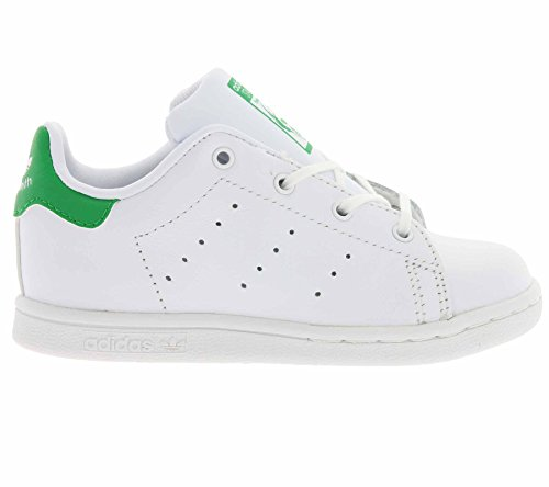 ADIDAS stan smith i INFANT SCARPE SPORTIVE Weiß