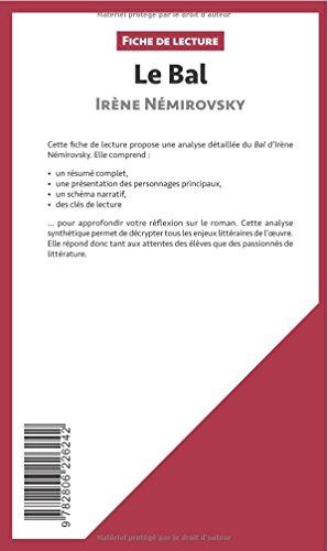 Analyse : Le Bal de Irène Némirovski (analyse complète de l'oeuvre et résumé): Résumé complet et analyse détaillée de l'oeuvre