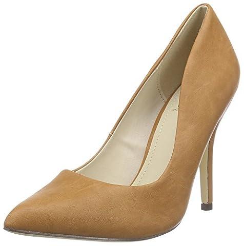 Another Pair of Shoes PenelopeeE1, Damen Pumps, Braun (mid brown21), 39 EU