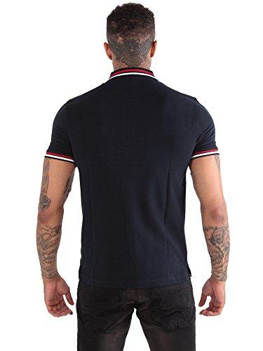 883 Police Herren Poloshirt Navy