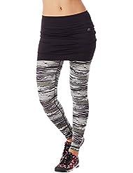 Zumba Fitness Treaded Pantalon Femme