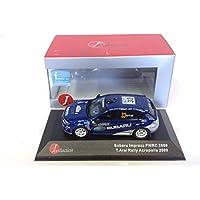 Générique Subaru Impreza PWRC Arai Acropolis Rally 2009 1:43 Car ...