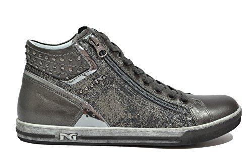 Nero Giardini Sneakers scarpe donna grigio 6040 A616040D 37
