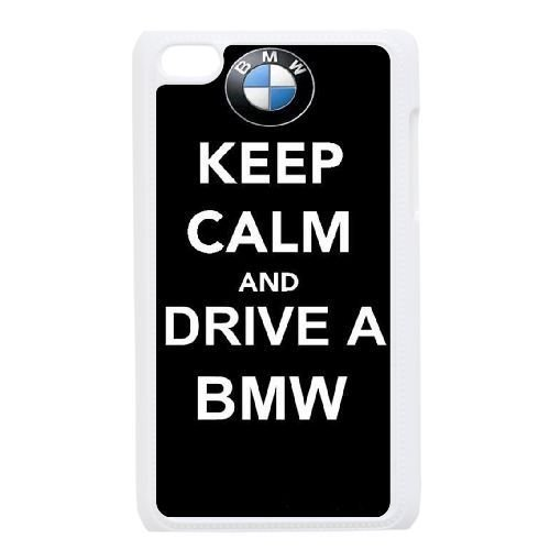 iPod Touch 4 Phone Case White BMW UKT8591379