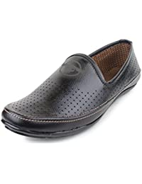 Pede Milan 600 Loafers & Moccasins Synthetic Leather for Men
