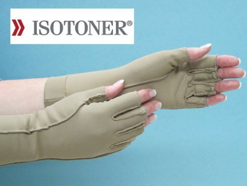 therapeutic-open-finger-gloves-size-small-by-totes-isotoner