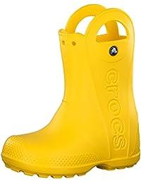 Crocs, Rain Boot K, Stivali, Unisex - bambino