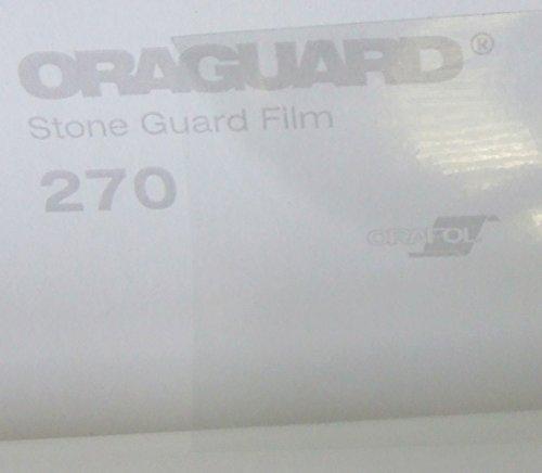 ORAGUARD® 270 Stone Guard Film 120 mm x 1000 mm Lackschutzfolie
