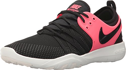 NIKE904651 - Modeschuhe Damen, Schwarz (Black/Black-Solar Red-Summit White), 38.5 B(M) EU