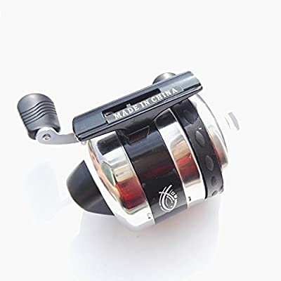 ZSHJG Archery Bowfishing Reel Aluminum Fishing Reel Spinning Wheel Outdoor Hunting by SHJG factory