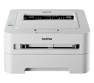 Brother HL-2135W Monochrome Laserdrucker (2400x600dpi, WLAN) weiß