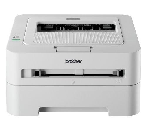 Brother HL-2135W Monochrome Laserdrucker (2400x600dpi, WLAN) weiß 2135 Usb