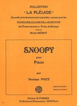 Snoopy - Piano