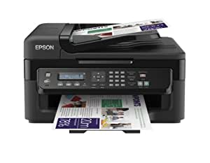 Epson WorkForce WF-2530WF Multifunktionsgerät (Drucker, Scanner, Kopierer, WiFi)