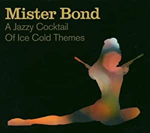 A Jazzy Cocktail of Ice Cold Themes
