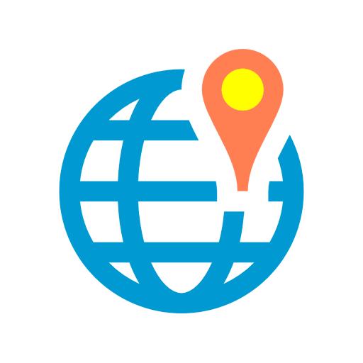 Central African Republic Pocket-Karte: Pocket Globe